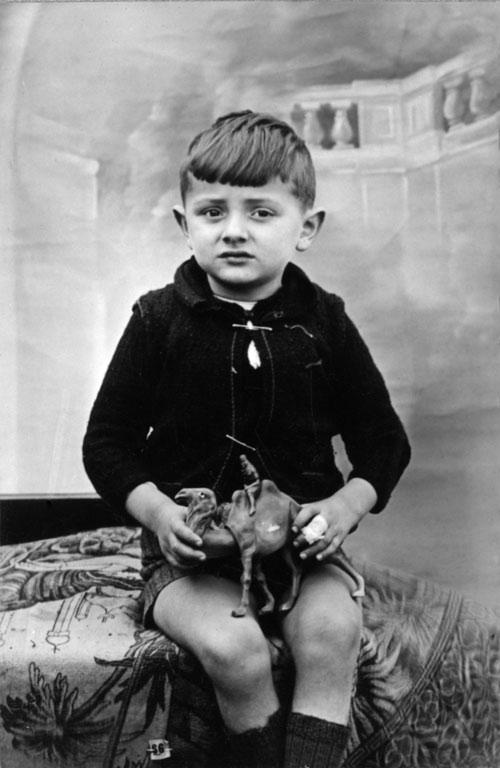 Lucien 5 ans, 1939