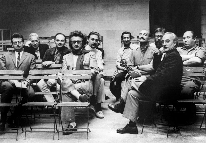 Première équipe des R.I.P d'Arles 1971