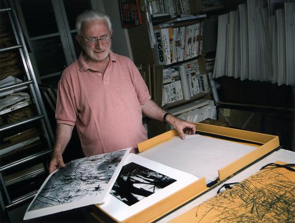 Lucien Clergue Arles 2006