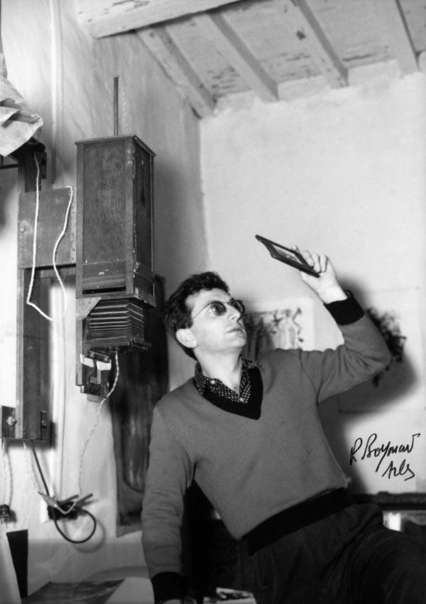 ©Robert Boymond, Arles 1960