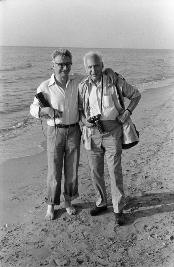 Clergue & André Kertesz, Camargue, 1979