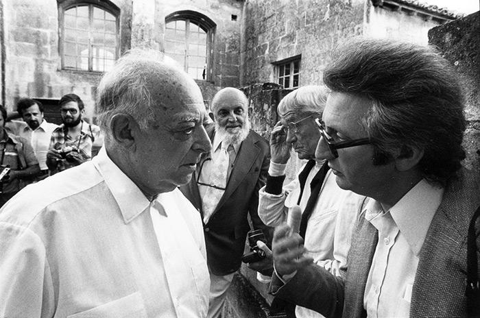 Brassai, Lucien Clergue, Ansel Adams & J-H Lartigue, Arles 1974