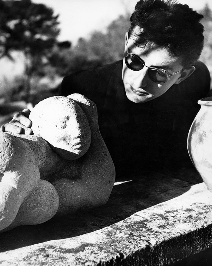 Lucien Clergue ©Jacques Laborde 1955