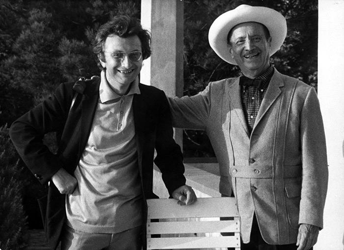 Lucien Clergue & Saint-John Perse, 1967